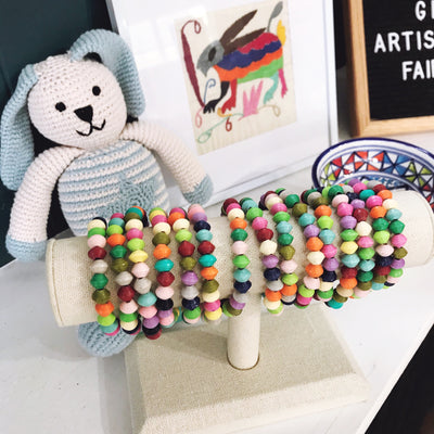 Kids Bracelet - Rainbow - Mango + Main