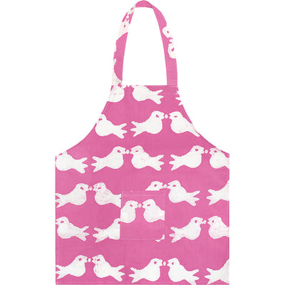 Kids Apron - Birds