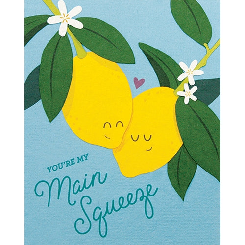 Good Paper Greeting Card