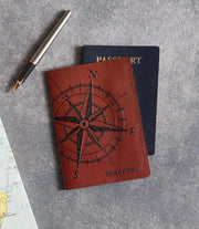 Wanderlust Passport Cover