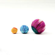 Kantha Bauble Post Set