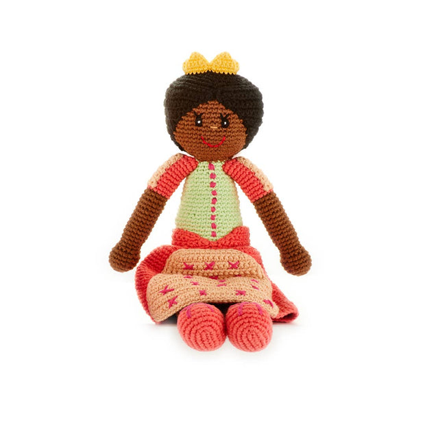 Hand Knitted Princess Meghan