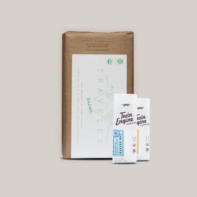 Traveler Coffee Sampler 10 Pack