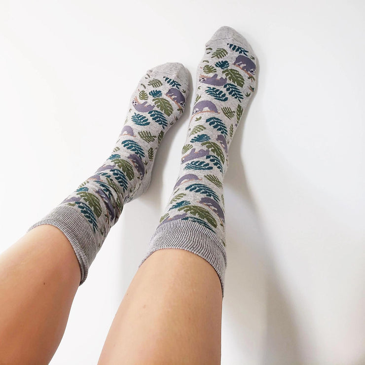 Socks That Save Sloths