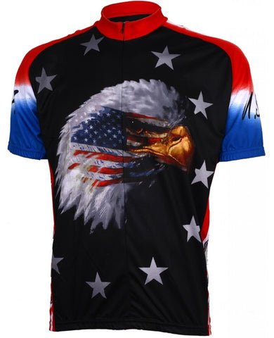 American Eagle Mens Cycle Jersey