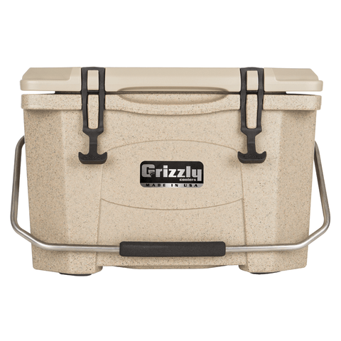 Grizzly 20 Quart Capacity Cooler