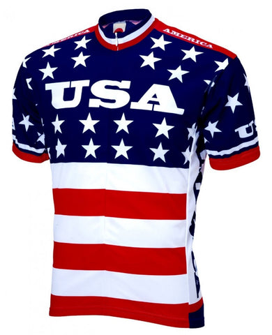 Team USA 1979 Mens Cycle Jersey