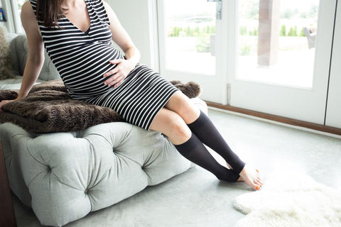 compression during pregnancy