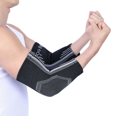 Elbow Compression Sleeve GRAY