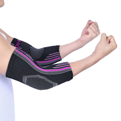 Elbow Compression Sleeve PINK