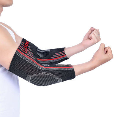 Elbow Compression Sleeve RED