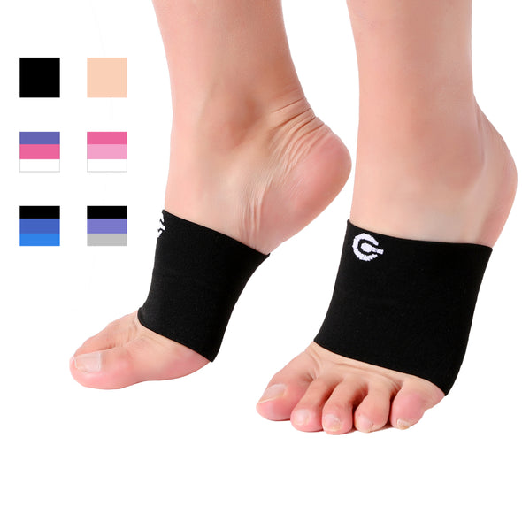 Arch Compression Sleeve Black