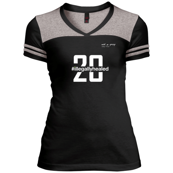 Team 2020 Short Sleeve Ladies' Shirt