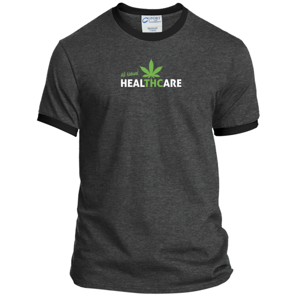 All Natural Healthcare Ringer Tee