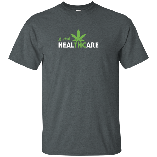 All Natural Healthcare  Ultra Cotton Tee
