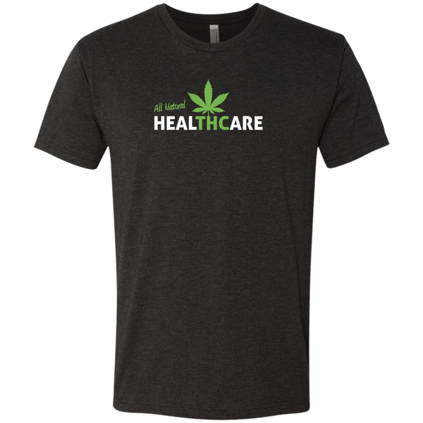 All Natural Healthcare Premium Tri-Blend Tee