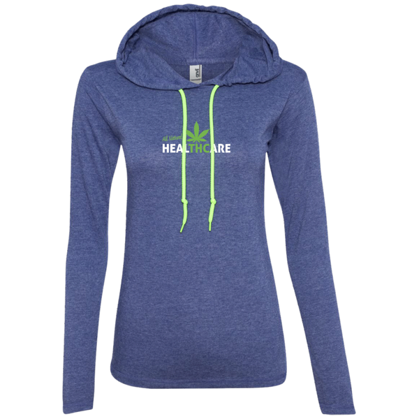 All Natural Healthcare Ladies T-Shirt Hoodie