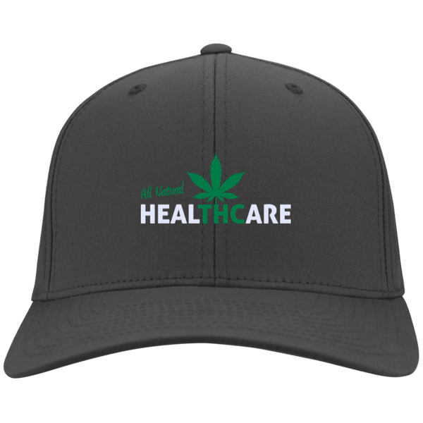 All Natural Healthcare Twill Cap