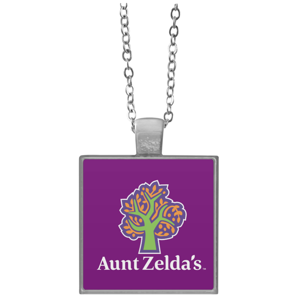 Aunt Zelda's Square Necklace