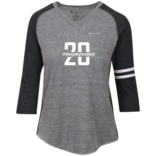 Team 2020 Long Sleeve Ladies' Shirt