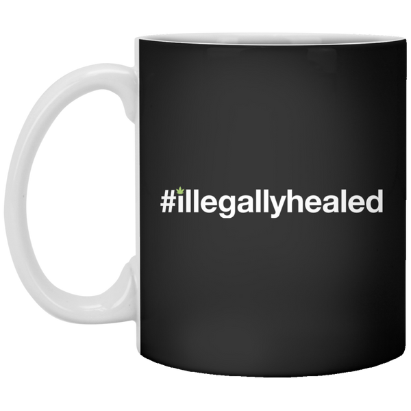 Illeally Healed 11 oz. Mug