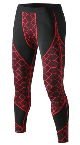 NOOZ Pro+ Men's cool dry Baselayer Compression Pants