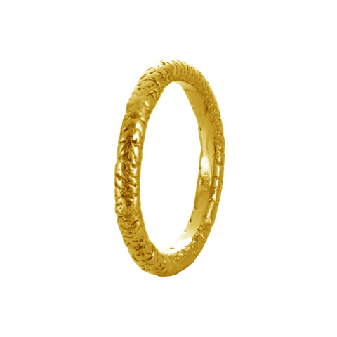 River Washed Stacking Ring