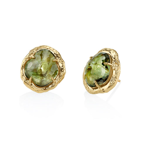 Csarite Stud Earrings