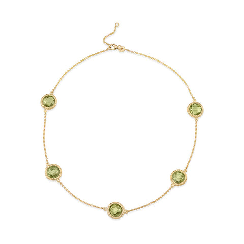 Csarite Choker Necklace