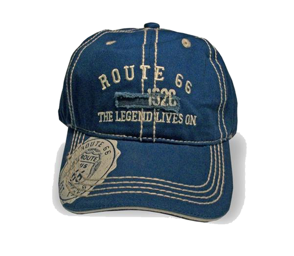 Route 66 Stitch Cap