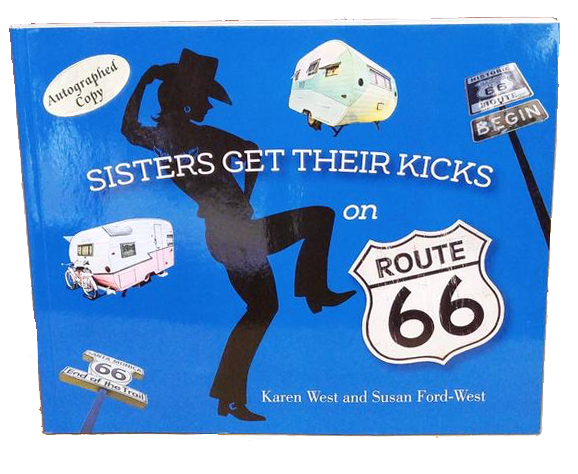 Sisters Get Their Kicks on Route 66 Book