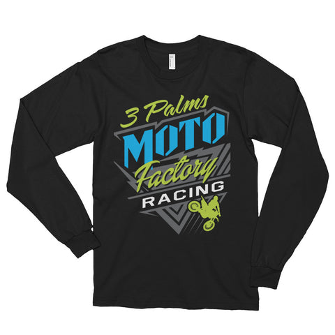 3 Palms Moto Factory Racing Long Sleeve