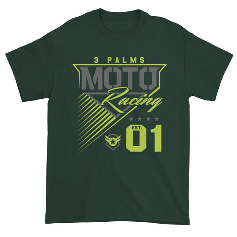 3 Palms Moto Racing Tee