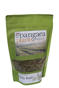 Holy Basil Leaf / Flower- . Temporarily Out of Stock. Certified Biodynamic and Certified Organic