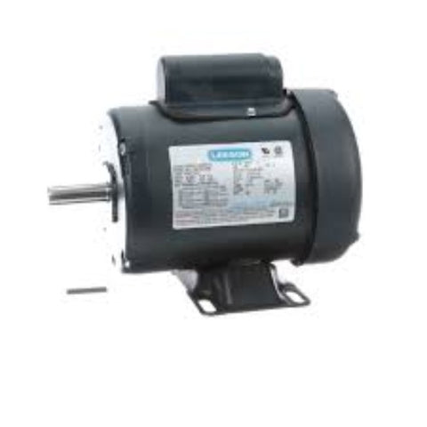 102905.00, Leeson, 1/2 Hp, 3450 Rpm, 115/230V, C4C34FH8, FR: 56, TEFC, D311, Marathon - SINGLE PHASE MOTORS - LEESON - electric motors - [product_tags]- motor electric - moteur électrique - moteurs - drive - replacement - venmar - hvac - méchoui - capacitor - condensateur