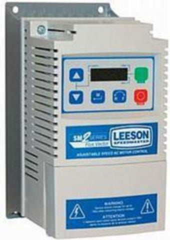174622.00, LEESON, 1.5 HP, 400-480V, 3PH, NEMA 1, SM2, DRIVE FRÉQUENCY, - FRÉQUENCY VARIABLE VECTOR DRIVE - LEESON - electric motors - [product_tags]- motor electric - moteur électrique - moteurs - drive - replacement - venmar - hvac - méchoui - capacitor - condensateur