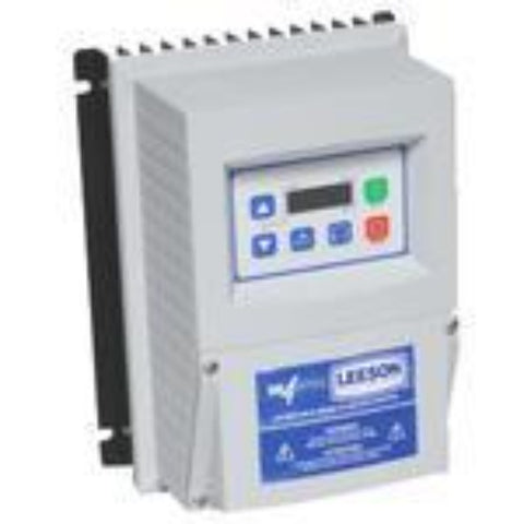 174991.00, LEESON, 30 HP, 400-480V, 3PH, NEMA 1, SM2, DRIVE FRÉQUENCY, - FRÉQUENCY VARIABLE VECTOR DRIVE - LEESON - electric motors - [product_tags]- motor electric - moteur électrique - moteurs - drive - replacement - venmar - hvac - méchoui - capacitor - condensateur