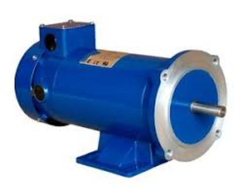 DC Motor, 1 HP,1800 RPM, 24 VDC, FR:56C,EMN,108053.00, LEESON,C4D17FK9 - DC MOTORS - Jrp - electric motors - [product_tags]- motor electric - moteur électrique - moteurs - drive - replacement - venmar - hvac - méchoui - capacitor - condensateur