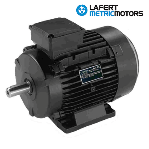 AMPH100LAA2-460, Lafert, IJA100L-2-24, 4 HP, 3600 RPM, 208-230/460V, 100L - METRIC MOTOR - LAFERT - electric motors - [product_tags]- motor electric - moteur électrique - moteurs - drive - replacement - venmar - hvac - méchoui - capacitor - condensateur