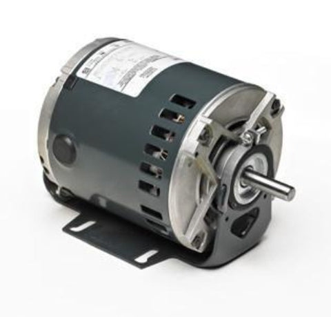 B206, 1/4 HP , 1725 RPM, 115 VOLTS, FRAME 48Z, ODP, MARATHON ELECTRIC MOTORS, 48S17D2107 - HVAC ELECTRIC MOTOR - MARATHON - electric motors - [product_tags]- motor electric - moteur électrique - moteurs - drive - replacement - venmar - hvac - méchoui - capacitor - condensateur