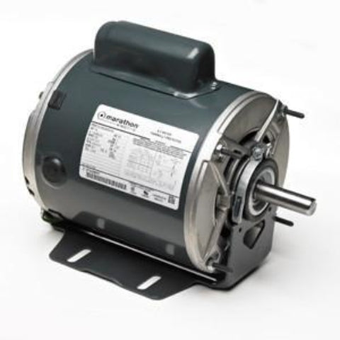 B315, 1/3 HP, 1725 RPM, 115/230V, FRAME 48Z, DRIP PROOF, MARATHON ELECTRIC MOTORS, 48C17D2044 - HVAC ELECTRIC MOTOR - MARATHON - electric motors - [product_tags]- motor electric - moteur électrique - moteurs - drive - replacement - venmar - hvac - méchoui - capacitor - condensateur