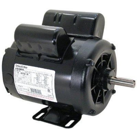 B383, CENTURY, 3SPL, 3450 RPM, 115/230V, FR:56, COMPRESSOR DUTY, ODP - COMPRESSOR MOTORS - CENTURY - electric motors - [product_tags]- motor electric - moteur électrique - moteurs - drive - replacement - venmar - hvac - méchoui - capacitor - condensateur