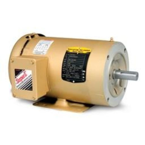 CEM3711T-5, Baldor, 10 Hp, 3490 Rpm, 575V, 215TC, 37G813R021G1, TEFC, - GÉNÉRAL PURPOSE 3 PHASES - BALDOR - electric motors - [product_tags]- motor electric - moteur électrique - moteurs - drive - replacement - venmar - hvac - méchoui - capacitor - condensateur