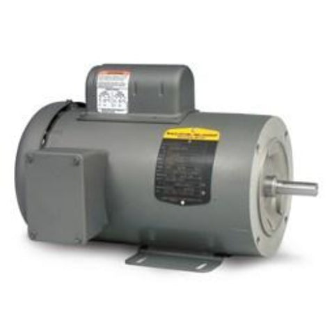 CL3515T, Baldor, 2 Hp, 3450 Rpm, 115/230V, 145TC, 35Y521-0506G1, I221, 145TBFR5303, MARATHON - SINGLE PHASE MOTORS - BALDOR - electric motors - [product_tags]- motor electric - moteur électrique - moteurs - drive - replacement - venmar - hvac - méchoui - capacitor - condensateur