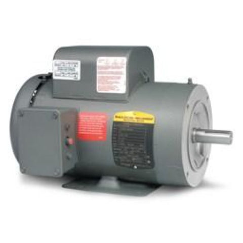 CL3608TM, Baldor, 5 HP, 3450 RPM, 230V, 36E04W914, 184TC, 1PH, 36E004S114E7 - FARM DUTY - BALDOR - electric motors - [product_tags]- motor electric - moteur électrique - moteurs - drive - replacement - venmar - hvac - méchoui - capacitor - condensateur