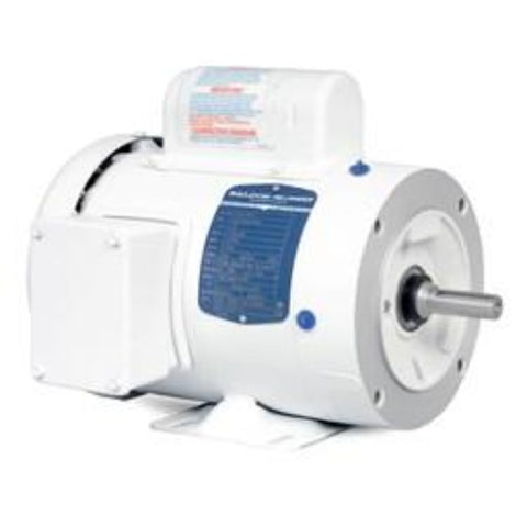 CWDL3504, Baldor, 1/2 Hp, 1725 RPM, SPEC 35J306N406G1, 115/230V, 56C, TEFC - WASHDOWN MOTORS - BALDOR - electric motors - [product_tags]- motor electric - moteur électrique - moteurs - drive - replacement - venmar - hvac - méchoui - capacitor - condensateur