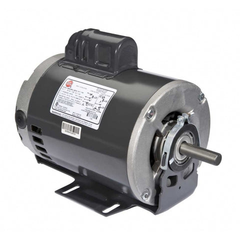 D12CP3PH9, Us Motors, 1/2 Hp, 1140 Rpm, 115/230V, ODP, 56H, T063CPW2183012B, - HVAC ELECTRIC MOTOR - US MOTORS - electric motors - [product_tags]- motor electric - moteur électrique - moteurs - drive - replacement - venmar - hvac - méchoui - capacitor - condensateur