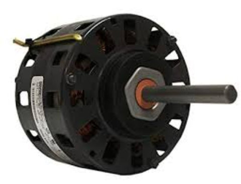 D158, FASCO, 1/5-1/6-1/7 HP, 1050/2SPD, 115V, FR:42, 6.7-5.3-4.7A, ODP - DIRECT DRIVE MOTOR - FASCO - electric motors - [product_tags]- motor electric - moteur électrique - moteurs - drive - replacement - venmar - hvac - méchoui - capacitor - condensateur