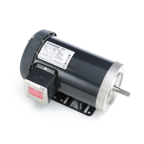 MARATHON, D396A, 3HP, 3600 RPM,208-230/460V,FR:56HC, 056T34F5306, MQRP-302CW - GÉNÉRAL PURPOSE 3 PHASES - MARATHON - electric motors - [product_tags]- motor electric - moteur électrique - moteurs - drive - replacement - venmar - hvac - méchoui - capacitor - condensateur