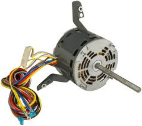 ROTOM, DD-044, 1/4 HP, 1075 RPM, 208-230V, FRAME 48, FM1026, DIRECT DRIVE - HVAC ELECTRIC MOTOR - ROTOM - electric motors - [product_tags]- motor electric - moteur électrique - moteurs - drive - replacement - venmar - hvac - méchoui - capacitor - condensateur